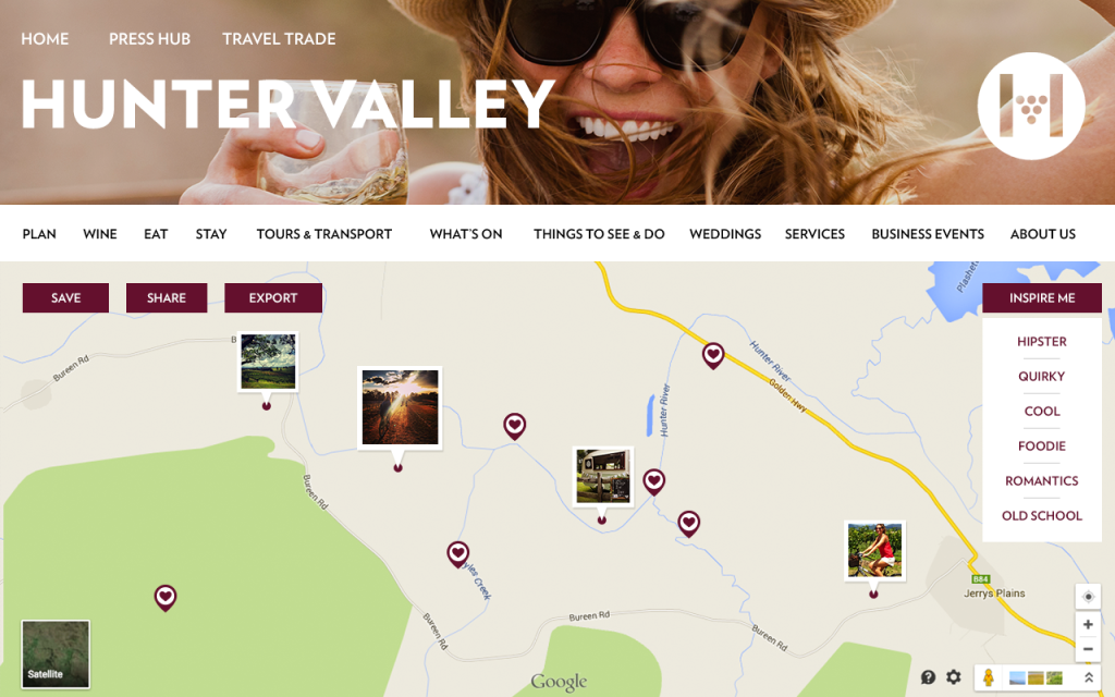 Hunter-Valley-map